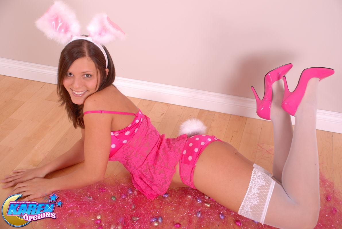 Karen Dreams Bunny Video 121